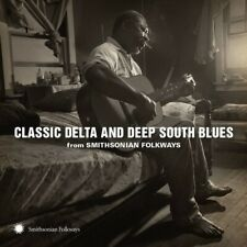 Classic Delta And Deep South Blues From - Various Artist (2018, CD NUOVO)