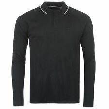 Polo Manches Longues Homme PIERRE CARDIN (Du S au XXL) (Taille Grand) Neuf
