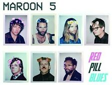 Red Pill Blues - Maroon 5 (2017, CD NUOVO) 602557618143