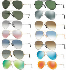 RAY BAN 3025 RB3025 large metal occhiali da sole AVIATOR