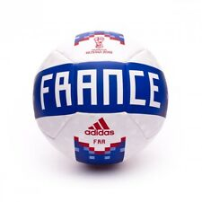 Pallone adidas OLP 18 Francia White-Blue-Red