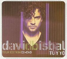 Tu Y Yo Tour Edition - 2 DISC SET - David Bisbal (2014, CD NUOVO) 602547016010