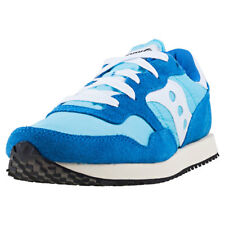 Saucony Dxn Vintage Hommes Baskets Blue White Neuf Chaussure