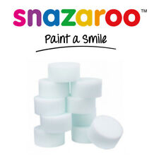 Snazaroo High Density Sponges Face & Body Make Up Special Effect Brand New