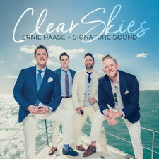 Clear Skies - Ernie & Signature Sound Haase (2018, CD NUOVO)