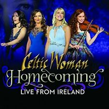 Homecoming - Live From Ireland - Celtic Woman (2018, CD NUOVO)