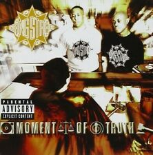 Moment Of Truth - Gang Starr (1999, CD NUOVO)
