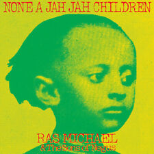 None A Jah Jah Children - Ras Michael & Sons Of Negus (2018, CD NUOVO)