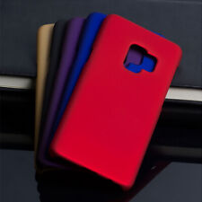 Peapod®Matte Rubberised Slim Hard Back Rear Cover Case for Samsung Galaxy Phones