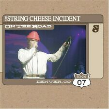 Denver Co 03/24/07-On The Road - String Cheese Incident (2007, CD NUOVO)