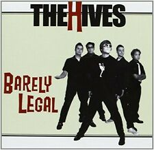 Barely Legal - Hives (2018, Vinyl NUOVO)