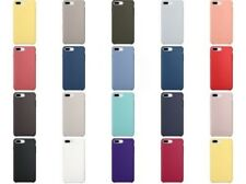 Cover compatibile con iPhone 8 Plus e iPhone 7 plus, custodia silicone case