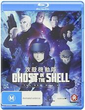 Ghost In The Shell: New Movie (2016, Blu-ray NUOVO) (REGIONE ALL)