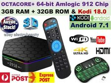 T95z Plus TV Box WiFi 3GB+32GB Octa Core Android 7.1.2 Media Player KODI 18.0 !