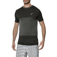 Asics FuzeX Short Sleeve Top Mens Tee Training Wicking Running Crossfit T-Shirt