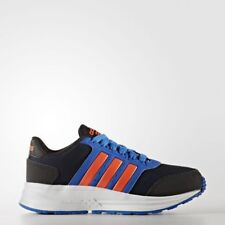 AW4139 ADIDAS CLOUDFOAM SATURN Junior Girls-Boys Unisex Trainers Shoes UK 2,5