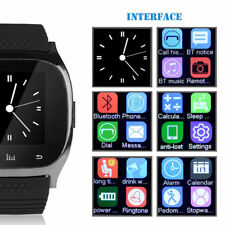M26 Bluetooth Wrist Smart Watch Phone Mate For IOS Android iPhone Samsung USA