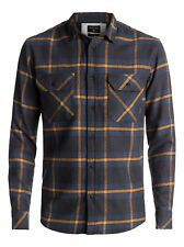 Quiksilver™ Fitz Forktail Flannel - Long Sleeve Shirt - Hombre