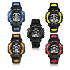 Honhx  Children Watch Kids Boy Digital Quartz Date Fashion Waterproof Sports ...