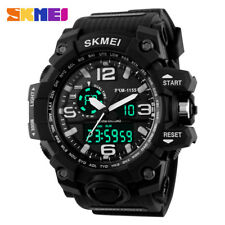 Fashion Sport Super Cool Men's Quartz Digital Watch Men Sports Watches SKMEI ...