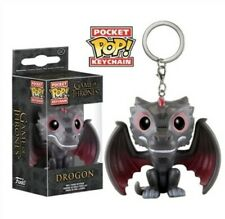 Game of Thrones - Drogon - Funko Pop! Keychain (2016, Toy NUEVO)