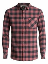 Quiksilver™ Motherfly Flannel - Long Sleeve Shirt - Hombre