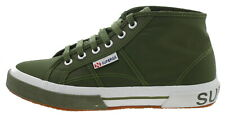Superga 2754-plus Hightop Zapatillas Verde 179128