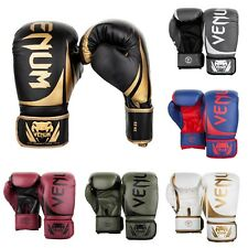 Venum Challenger boxeo, MMA, muay thai, Kick Boxing, K1 Combate gloves10, 12,14,