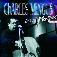 Live At Montreux 1975 - 2 DISC SET - Charles Mingus (2018, CD NUOVO)