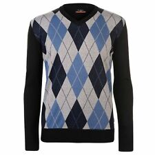 Sweat Pull Col V Homme PIERRE CARDIN (Du S au XXL) (Taille Grand) Neuf