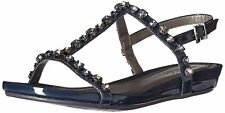 Kenneth Cole Reaction Womens Lost Catch Open Toe Formal Ankle Strap Sandals