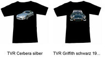 Camiseta con TVR AUTOMÓVIL - Fruit of the Loom S M L XL 2xl 3xl