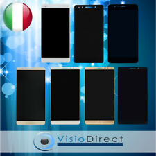 SCHERMO PER HUAWEI HONOR 5X/ 6A/ 6C/ 6X/ 7/ 8/ 8 Pro/ 9 TOUCH SCREEN VETRO LCD
