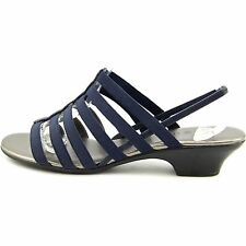 Karen Scott Womens Estevee Open Toe Casual Slingback Sandals