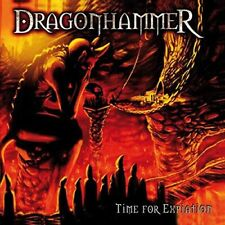 Time For Expiation (Mmxv Edition) - Dragonhammer (2015, CD NUOVO)