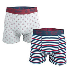 2 PAIRS PENGUIN BOXER TRUNKS VARIOUS COLOURS AND PATTERNS S - XL RRP£25