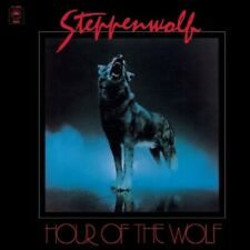 Hour Of The Wolf - Steppenwolf (2018, CD NUOVO)
