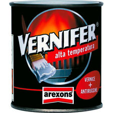 "6 x Vernice con antiruggine in gel AREXONS ""vernifer"" alta temperatura ml.250"