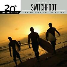 Millennium Collection: 20th Century Masters - Switchfoot (2015, CD NUOVO)