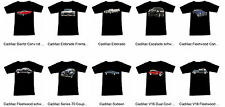 Camiseta con CADILLAC AUTOMÓVIL - Fruit of the Loom S M L XL 2xl 3xl