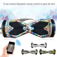 HOVERBOARD 8 POLLICI SMART BALANCE LED BLUETOOTH OVERBOARD PEDANA SCOOTER NEW @★