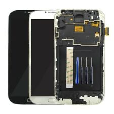 For Samsung Galaxy S4 i9505 i9500 LCD Display Screen Touch Digitizer with Frame
