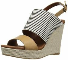 DOLCE by Mojo Moxy Womens Sailor Open Toe Casual Platform Sandals