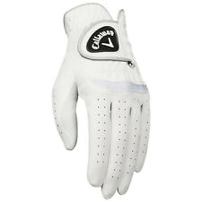 Callaway Donna Weather SPANN Guanto da golf mano sinistra NUOVO donna in pelle