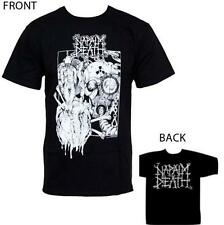 Official Licensed - Napalm Death - Harmonie Korruption T-Shirt Metall Grindcore