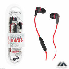 100% Original  Skullcandy Ink'd in-ear Earphone Headphone with Mic  UNIVERSAL
