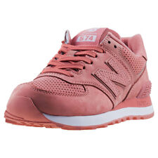 New Balance Wl574 Serpent Luxe Womens Orange Walking Trainers New Style