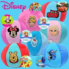 Disney Plüsch Ball Spielzeug Frozen Minnie Mouse Dory Princess Cars Winnie Pooh