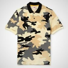 Lacoste Live Polo Camouflage 2640 Pastis Yellow Multico