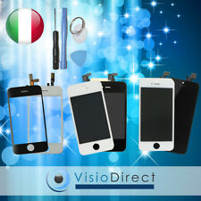 Schermo per IPhone 4 / 4S / IPhone 5/ 5S / 5C Touch screen + Vetro Lcd + Frame